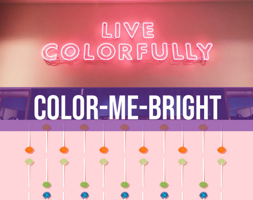 Color Me-Bright